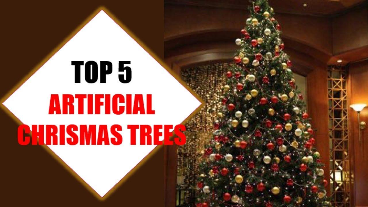 new york 4b4fb 4521f Top 5 Best Artificial Christmas Trees 2018 | Best Artificial Christmas Tree  Review By Jumpy Express