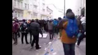 Штурм администрации президента Украины