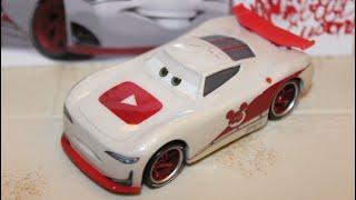 Gambar cover Disney Cars Custom Next-Gen Disney Docket (YouTube) Piston Cup Racer