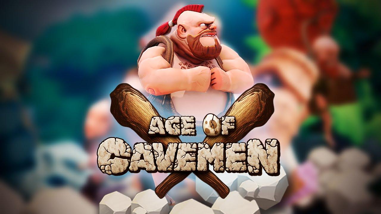 نتيجة بحث الصور عن Age of Cavemen