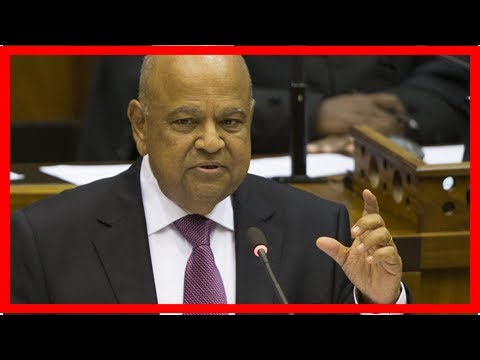 Breaking News | Minister Pravin Gordhan - Public Enterprises Dept Budget Vote NCOP 2018/19