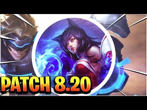 PATCH NOTES 8 20 FAST, All New Changes, Buffs & Nerfs - League of Legends
