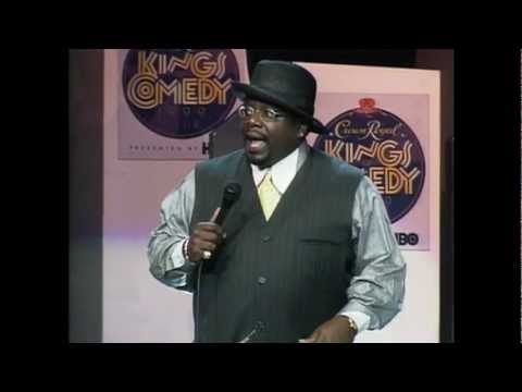 "Ced Entertainer ""Black Lottery Winner"" Kings Of Comedy"