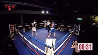 Strictly Business Boxing XVI - Matt Paul VS Phil Stanley