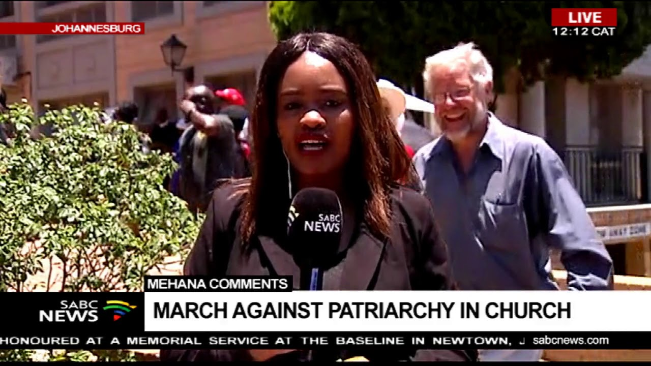 UPDATE: WiM march against patriarchy in church