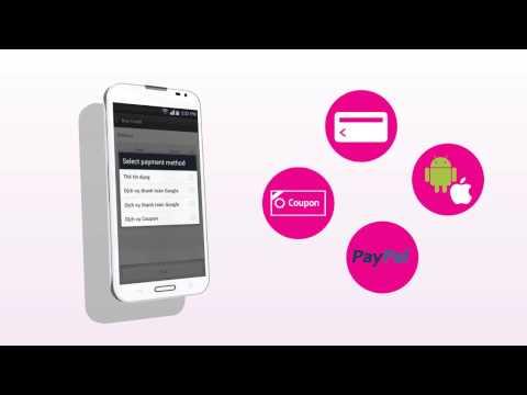 Global Call App - Nạp tiền nhanh chóng và dễ dàng