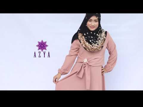 KYRA by AZYA | Dress Jubah Muslimah Moden