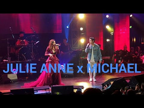 Julie Anne San Jose, Michael Pangilinan do Sam Smith cover
