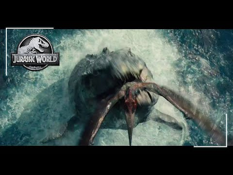 Jurassic World: Making The Mosasaurus Sound