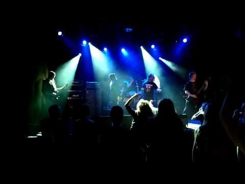 Cryptborn - Pleasing Rotten Image - Helsinki 16.02.2013