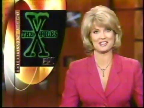 Entertainment Tonight - X-Files promo (90's) - YouTube