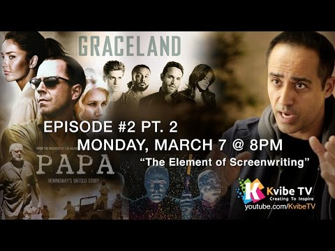 Cinematic Storytelling (Ep.3 / Pt 1 of 4) - Screenwriting Fundamentals