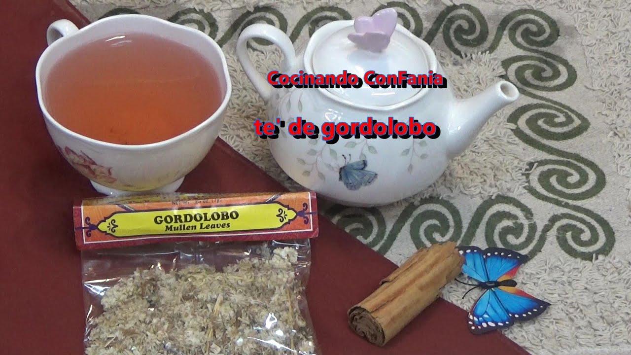 Te De Gordolobo Elimina Flemas Del Pulmo N Tos Bronquitis Y Es Antidepresivo Youtube