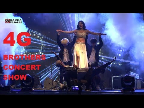 4G BROTHERS LIVE CONCERT IN PARSA CHITWAN ,4G international Pvt. Hong Kong