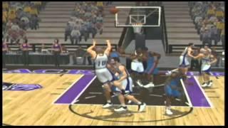 NBA Inside Drive 2004 Gameplay - XSN Sports