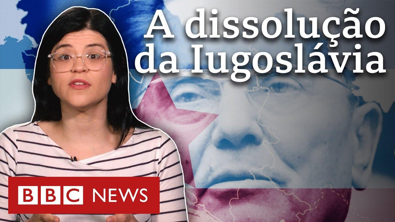 Como e por que a Iugoslávia se desintegrou