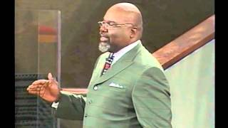 BISHOP T.D. JAKES TALKING ABOUT K&K MIME AT THE POTTER'S HOUSE
