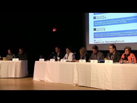 Winnipeg Mayoral Debate Oct. 16, 2014