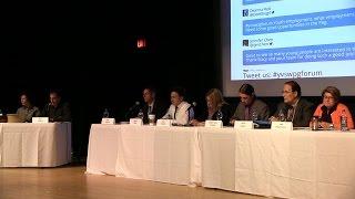 Winnipeg Mayoral Debate Oct. 16, 2014