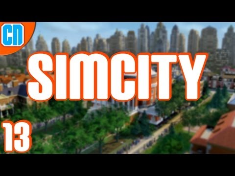 SimCity - Part #13: The, Soon-To-Be, Oil Capital of The World!