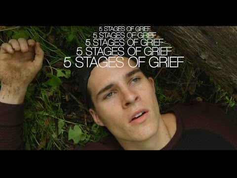 5 STAGES OF GRIEF | Short Film by: Marcus Johns