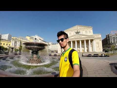Viagem de Férias 2014 Moscou #01