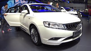 Download Video The facelifted sedan Geely Borui 2016, 2017 Big, but not pretty MP3 3GP MP4