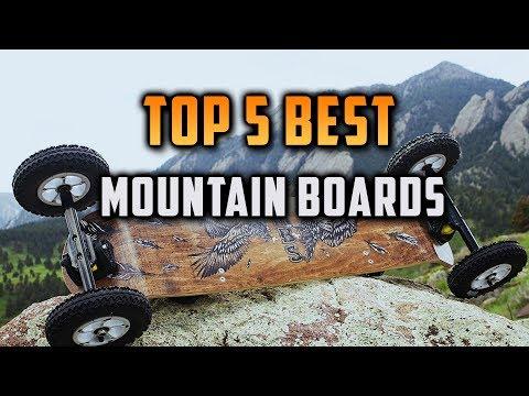 Top 5 Best Mountain Boards