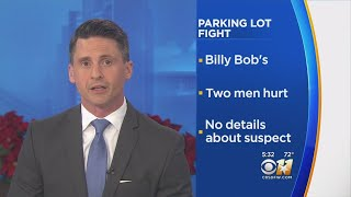 2 Stabbed During Fight In Billy Bob's Texas Parking Lot