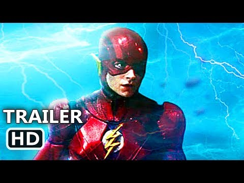 "JUSTICE LEAGUE ""Flash Week"" Trailer (2017) Ezra Miller, Action Movie HD"