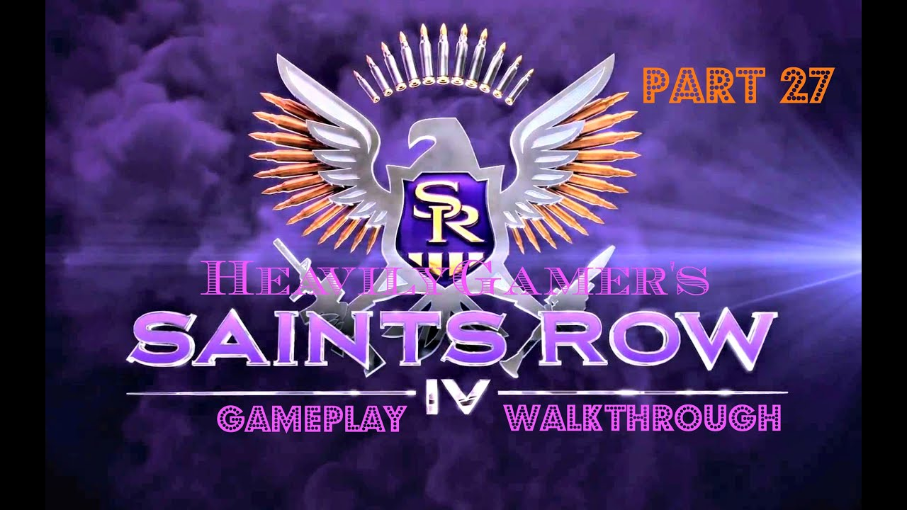 Download Saints Row IV Gameplay Walkthrough Part 27:From Asha With Love-Rescue Asha