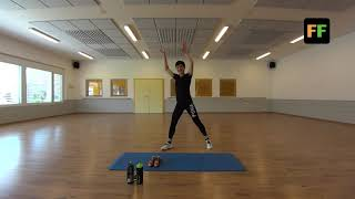 Boxe Cardio HIIT Marie-Claude