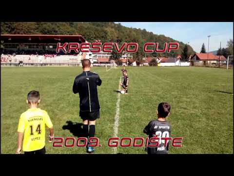 Kreševo Cup 2016 - godište 2009. Romari Vitez - AF Sporting