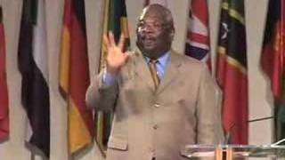 Pastor Fredrick A. Russell--Can God Heal Anything?