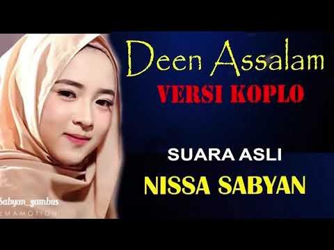 Deen Assalam (Versi Koplo) - Nissa Sabyan (Cover) | [EvP Music