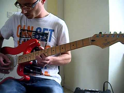 The Smashing - Pumpkins - Bodies - Guitar - Cover -