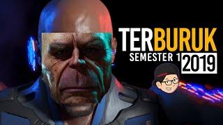 7 Game TERBURUK 2019 Semester 1 | TLM List
