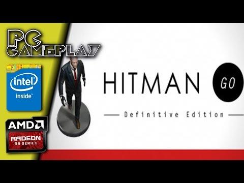 Hitman GO: Definitive Edition Gameplay [PC] |