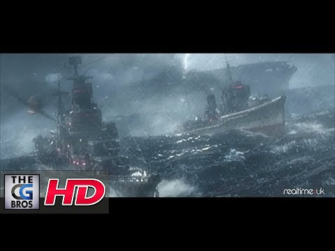 "CGI Cinematic Trailers : ""World of Warships - Storm"" -by RealtimeUK"