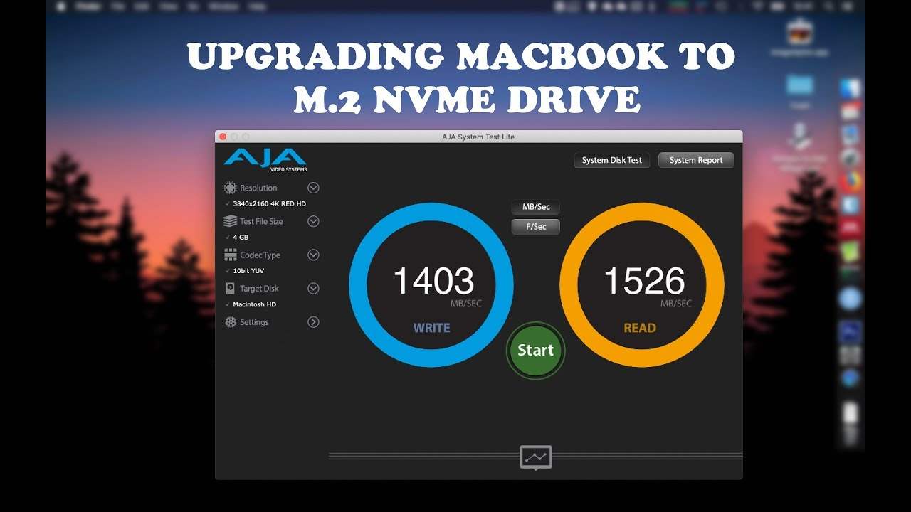 Upgrading Macbook Pro/Air to an NVME SSD and renewing Thermal Paste