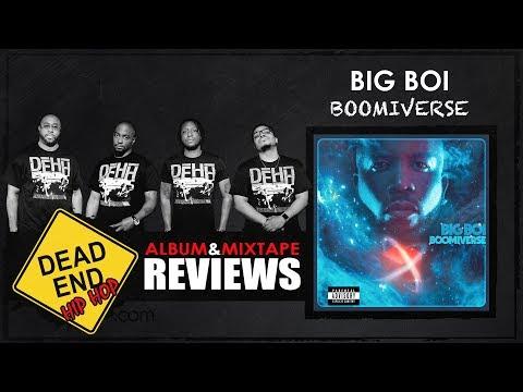 Big Boi - Boomiverse Album Review | DEHH