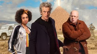 Steven Moffat Introduces The Pyramid At The End Of The World - Doctor Who: Series 10