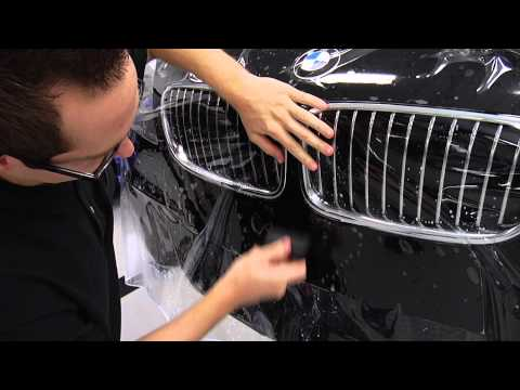 Paint Protection Installation Video