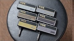 VOX AMPLUG 2: ALL MODELS COMPARED (Clean, AC30, Blues, Classic Rock, Lead, Metal)