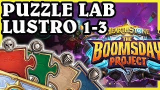 ETAP: LUSTRO 1-3 - Hearthstone Puzzle Lab