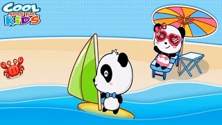 Baby Panda Learning Pairs 2 | BabyBus Kids Games | Baby Panda Apps | Cool Apps For Kids