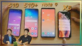 พรีวิว Samsung Galaxy S10 และ S10 Plus ดีไหม ? มีอะไรเปลี่ยนไปจากเดิมบ้าง ??