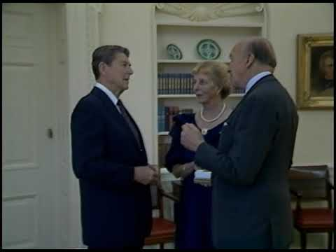 President Reagan's Photo Opportunities on September 17-18, 1984