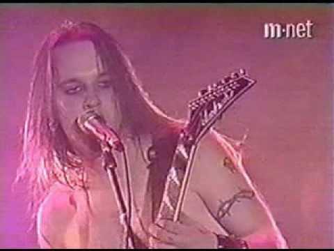 Children Of Bodom - Mask Of Sanity (live in Seoul)