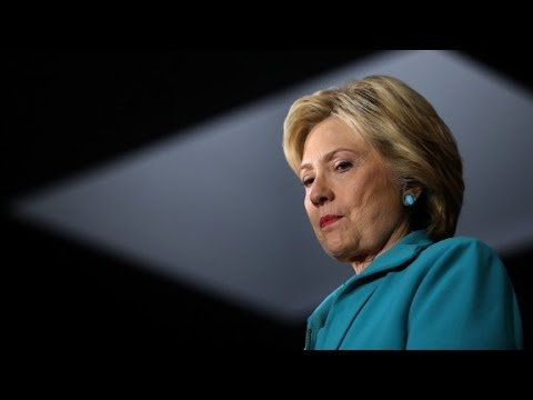 Hillary Clinton on email report and Trump (Full CNN inter...